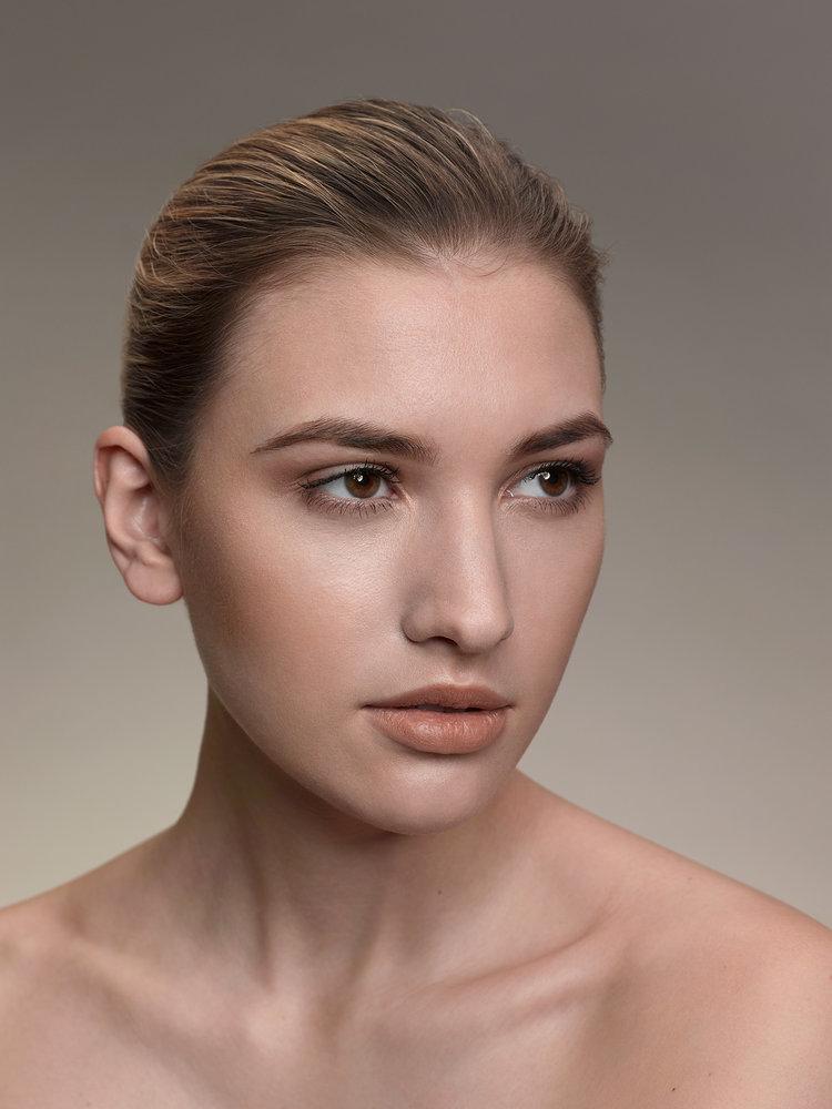Natural Beauty Shoot   Freah faced natural beauty shoot in studio.