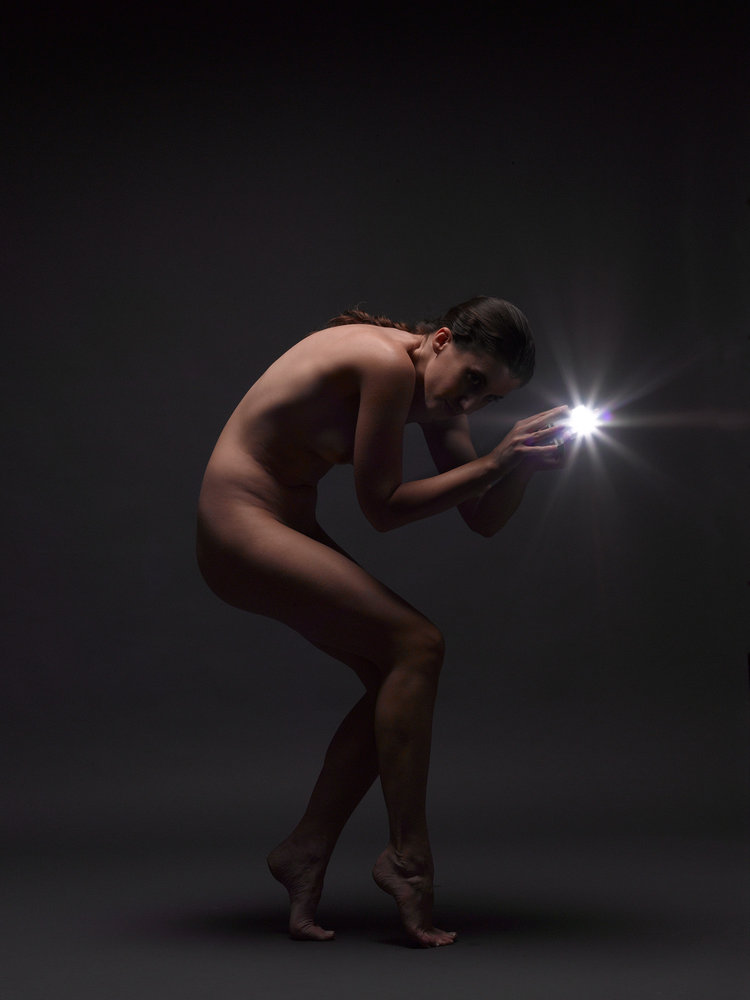 Light and Nude   Nude Female Conceptual