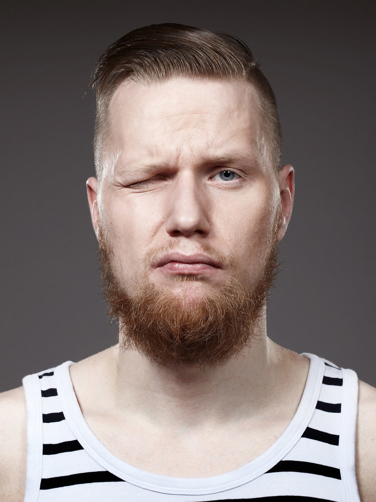 Men With Beards – Fannar   27 year old Fannar from reykjavik Iceland