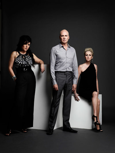 The Human League   Press shoot for Wall of Sound and The Human League