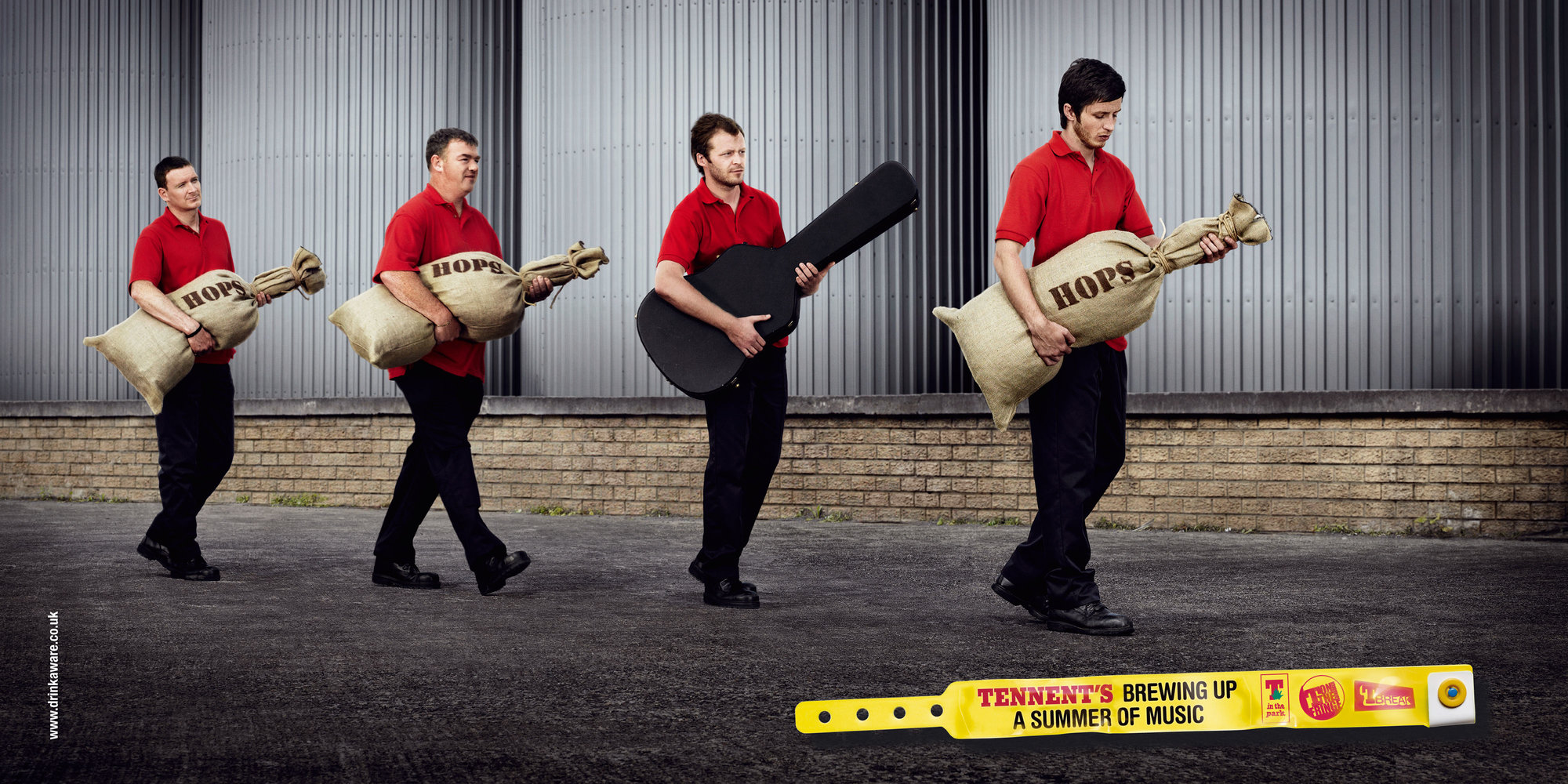 Tennents Guitar
