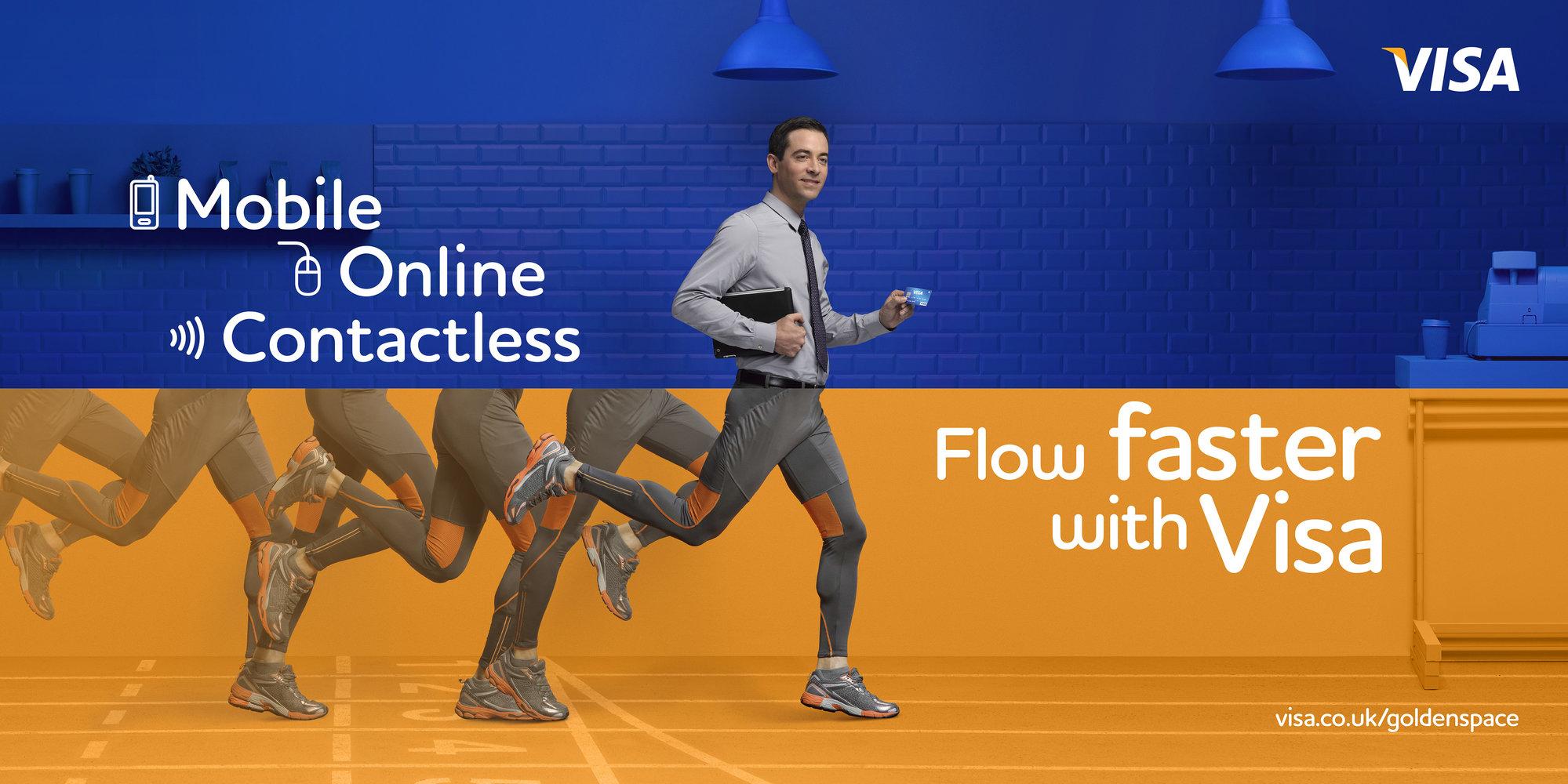 Visa 'Flow' Campaign