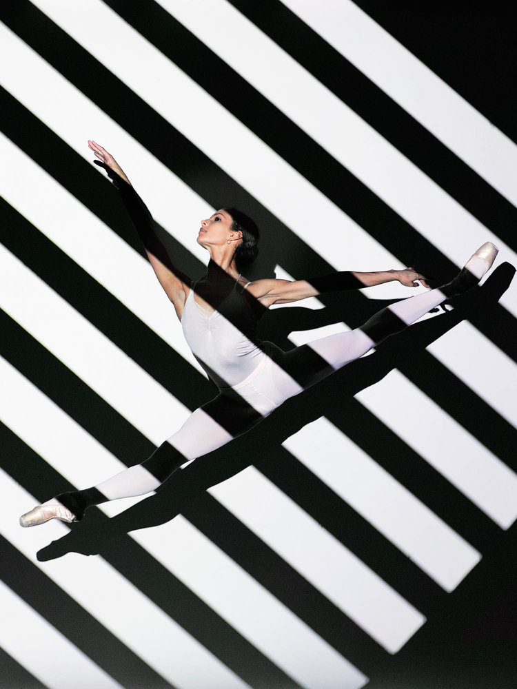 "Francesca ""Frankie"" Hayward   Francesca Hayward jumping"